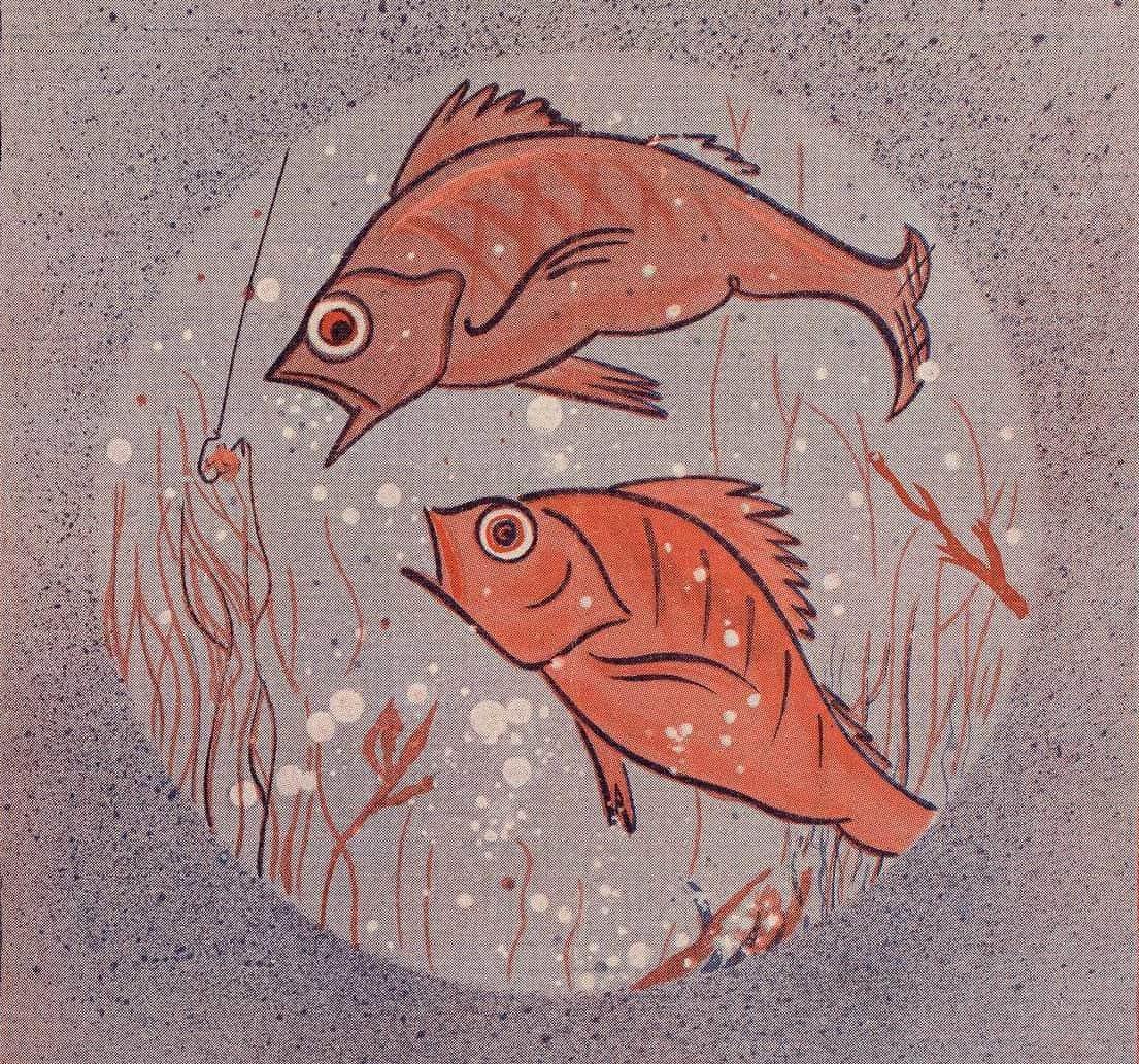 Los peces de hoy…hace 86 años
