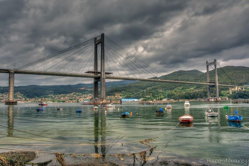 Ruta Marítima del Patrimonio Industrial de la Ría de Vigo