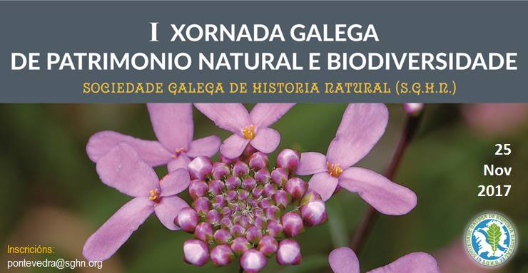 I Xornada Galega de Patrimonio Natural e Biodiversidade