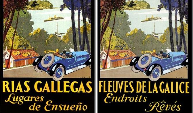 España atopábase xa entre os principais destinos turísticos do mundo a comezos da década de 1930