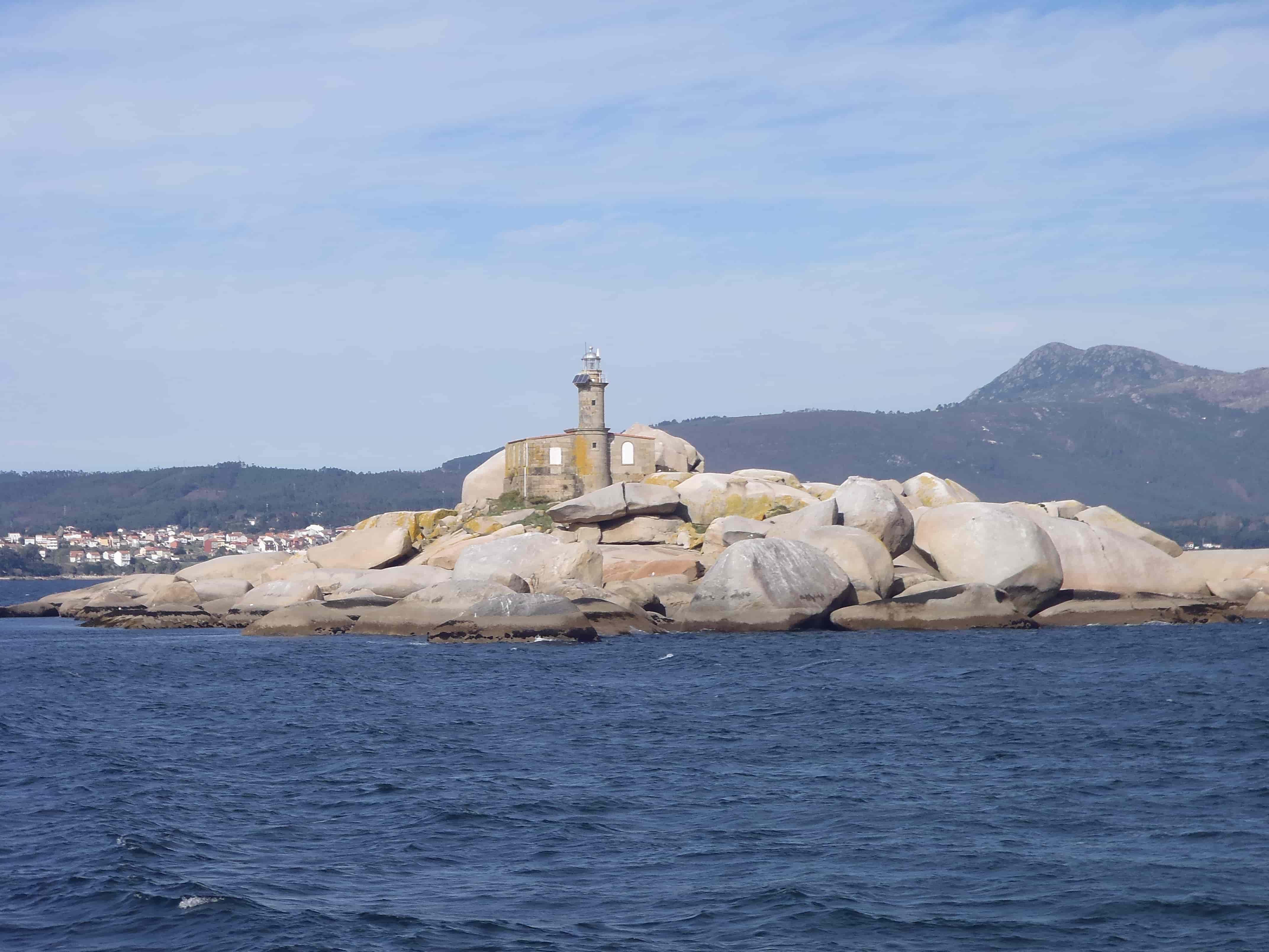 Visita guiada a Sávora y a la isla de Rúa en Arousa
